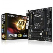 GIGABYTE GA-B250M-D3H LGA1151 Intel Micro