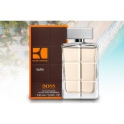 Fulfilled by Wowcher £24.50 instead of £70 for a 100ml bottle of BOSS Orange Man EDT - save 65%