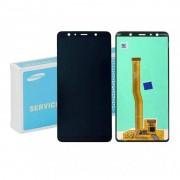 Samsung Ecrã LCD/Táctil Original Preto para Samsung Galaxy A7 2018