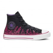Converse Zapatillas Casual De Niños Chuck Taylor All Star Alta De Lona Frozen II Release