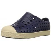 Native Jefferson Slip-On Sneaker,Regatta Blue,7 M US Toddler