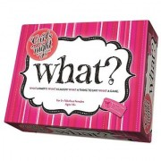 Outset Media Ladies Party Game - What? (Girls Night Out Edition)