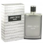 Jimmy Choo Man by Jimmy Choo Eau De Toilette Spray 3.3 oz