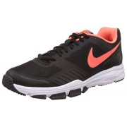 Nike Men's Air One Tr 2 Msl Black, Hyper Orange, Anthracite and White Running Shoes -10 UK/India (45 EU)(11 US)