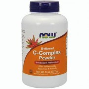 Витамин C Комплекс на прах 227гр. - Vitamin C-Complex Powder - NOW FOODS, NF0770