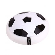 Air Hover Soccer Football type Air Hover Soccer Play toy Pro Football Soccer Game With Foam Bumper An Awesome Battery Operated Toy for Kids