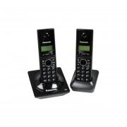Teléfono Inalámbrico Panasonic Con Identificador De Llamadas, Tecnología DECT 6.0 Y 50 Números En Memoria. KX-TG1712
