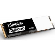Kingston KC1000 series 480Gb NGFF(M.2) MLC SSD type 2280 - 22x80x3.5mm