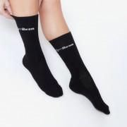 GymBeam Čarape 3/4 Socks 3Pack Black M/L
