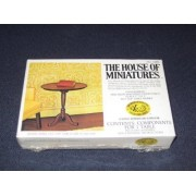 The House Of Miniatures - Queen Anne Tilt-Top Table / Circa 1725-1760 - Doll House Furniture #40008 by The House...