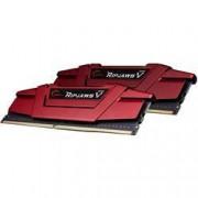 G.Skill Sada RAM pro PC G.Skill Ripjaws V F4-3200C15D-16GVR 16 GB 2 x 8 GB DDR4-RAM 3200 MHz CL15-15-15-35