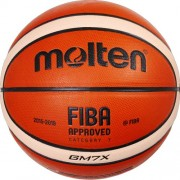 molten Basketball BGM7X (Indoor/Outdoor) - Orange/Ivory | 7