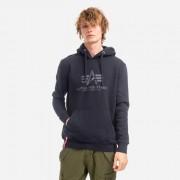 Alpha Industries Basic Hoody 178312 07 férfi pulóver
