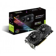 VC, ASUS ROG STRIX-GTX1050TI-O4G-GAMING, GTX1050TI OC, 4GB GDDR5, 128bit, PCI-E 3.0