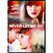 Never let me DVD 2010
