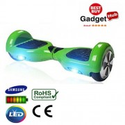 "6.5"" Torque Green Segway Hoverboard"
