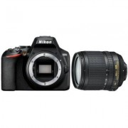 Nikon Aparat D3500 + Obiektyw AF-S DX 18-105mm ED VR