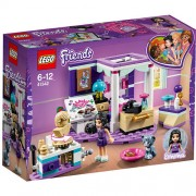 Set de constructie LEGO Friends Dormitorul de Lux al Emmei