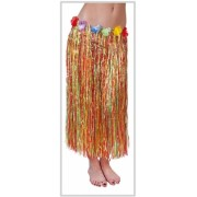 Fustanela petrecere Multicolor Hawaii 80 cm Big Party