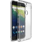 Husa Ringke Fusion Google Nexus 6P 2015 Crystal View Transparent + Folie