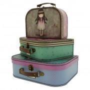 Bőrönd szett - Gorjuss - Vegyes