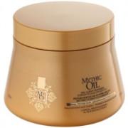 L'Oréal Professionnel Mythic Oil máscara de óleo leve para cabelos normais a finos sem parabenos e silicones 200 ml