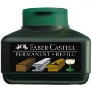 Refill Marker Permanent Grip Verde Faber-Castell