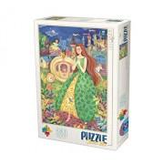 Puzzle Basme - Cenusareasa, 240 piese