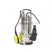 Pompă submersibilă pentru apă murdară cu impurități moi OMNIGENA TP 550 BW INOX