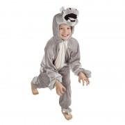 Geen Dieren kostuum nijlpaard voor kinderen