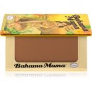 theBalm Bahama Mama bronzer, fard de ochi si pudra pentru contur intr-unul singur 6,3 g