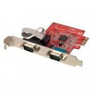 LINDY SCHEDA PCI EXPRESS 2 PORTE SERIALI RS-232