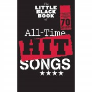 Hal Leonard - The Little Black Book Of All-Time Hit Songs