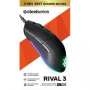 Мишка Steel Series Rival 3 Черна Wired USB