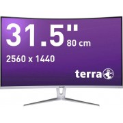 TerraLED 3280WLED-skärm80 cm(31.5 ) EEK A (A++ - E);2560 x 1440 pixelWQHD5 msAudio Line In, DVI, DisplayPort, HDMIVA LED