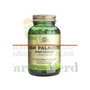 Solgar Saw Palmetto Berry Extract Palmier pitic 60 capsule