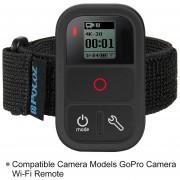 EW PULUZ PU95 Nylon Correa de mano para control remoto WiFi GoPro Accesorios