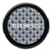 Olympus LC-37PR - capac obiectiv 37mm, Gray Checked