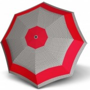 Doppler Doamnelor umbrelă mecanice Mini Fiber Red Style 7264652102