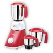 Bajaj Electricals Ltd Ruby 500W Mixer Grinder(Red)