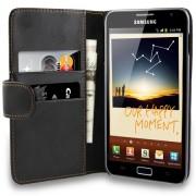 Samsung Galaxy Note i9220 Wallet Калъф + Протектор