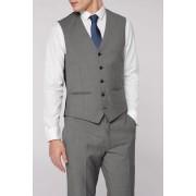 Mens Next Signature Italian Wool Suit: Jacket - Regular Fit - Light Grey