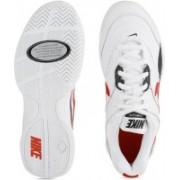 Nike NIKE COURT LITE Tennis Shoes For Men(White)