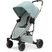 Quinny Zapp Flex Plus Buggy - Frost on Grey