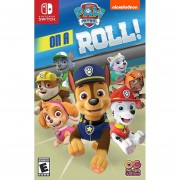 Paw Patrol On A Roll - Nintendo Switch
