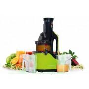 Storcator Premium cu melc din Ultem Oursson JM7002GA Functie auto-curatare Functie reverse Pentru toate tipurile de fruc