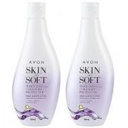 Avon Skin So Soft Collagen Hand Body Lotion (set of 2)