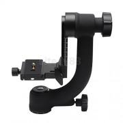 ELECTROPRIME® Professional 360 Panoramic Standard 1/4 Screw Tripod Head for DSLR Camera