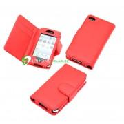 iPhone 4 iPock Plånbok (Röd)