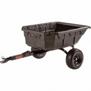 Ohio Steel ATV Trailer - 1,250-Lb. Capacity, 12.5 Cu. Ft., Model 4048P-HYB